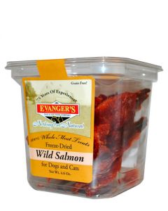 Evangers Freeze Dried Salmon Treats for Dogs & Cats
