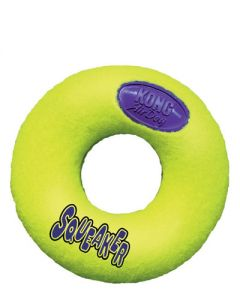 KONG Air Squeaker Donut Dog Toy