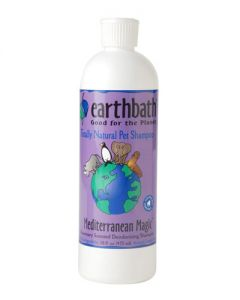 Earthbath Mediterranean Magic Deodorizing Shampoo - Rosemary Scent
