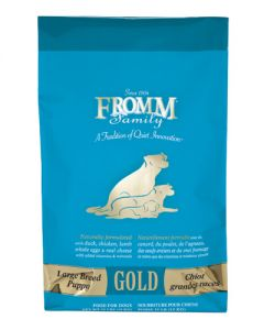 Fromm Family Foods Large Breed Puppy Gold Dry Dog Food