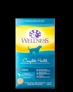 Wellness Complete Health Whitefish & Sweet Potato Dog Food