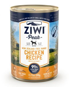 Ziwi Peak Free Range Chicken Canned Dog Food