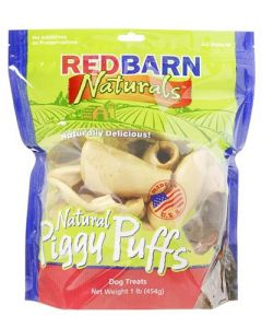 Redbarn Products Piggy Puffs Dog Treats
