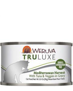 Weruva TruLuxe Mediterranean Harvest Tuna and Gravy Canned Cat Food