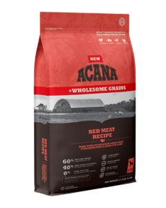 ACANA Wholesome Grains Red Meats Dog Food