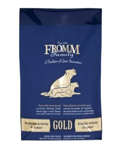 Fromm Family Foods - Reduced Activity Senior Gold - Dog Food