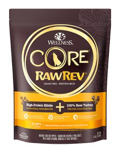 Wellness Core RawRev Puppy Turkey Dog Food