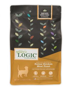 Nature's Logic Feline Chicken Meal Feast