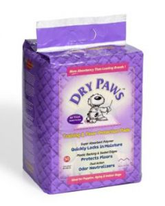 Midwest Homes Dry Paw Training Pads
