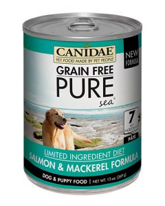 Canidae Grain Free PURE Sea with Salmon & Mackerel Canned Dog Food
