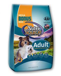 NutriSource Chicken & Rice Formula Adult Dog Food