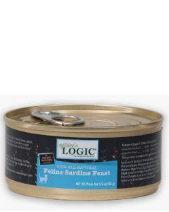 Nature's Logic Feline Sardine Feast Canned Food