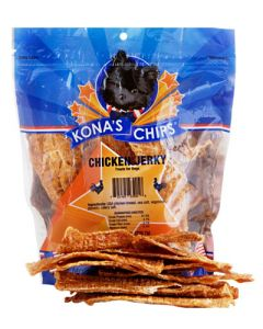 Kona's Chips Chicken Jerky Dog Treats