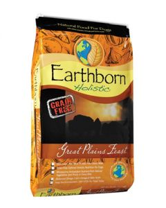 Earthborn Great Plains Feast Grain Free Dry Dog Food