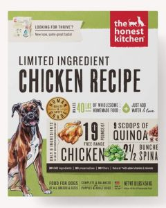 The Honest Kitchen Thrive Dog Food