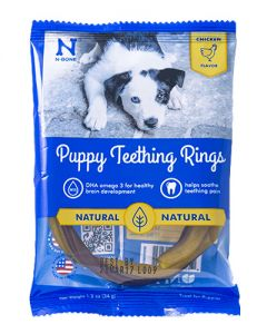 NPIC - N-Bone - USA Puppy Teething Ring
