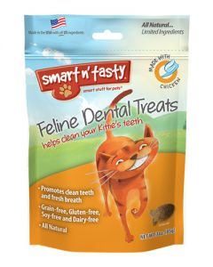 Smart n' Tasty Chicken Dental Cat Treat