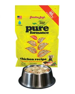 Grandma Lucy's Grain Free PurePerformance Chicken & Chickpeas Freeze Dried Natural Dog Food