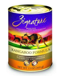 Zignature Kangaroo Limited Ingredient Formula Canned Dog Food