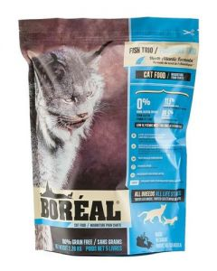Boreal - Original Fish Trio Grain Free Dry Cat Food