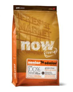 NOW! Fresh Grain Free Senior Dog Food