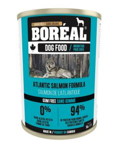 Boreal Atlantic Salmon Grain Free Canned Dog Food