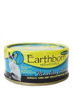 Earthborn Monterey Medley Grain Free Canned Cat Food