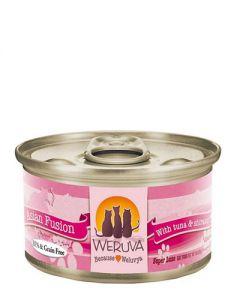 Weruva Asian Fusion Tuna Rice & Shirasu Canned Cat Food