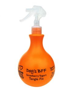 Pet Head Inc Dog's BFF Strawberry Yogurt Detangling Spray