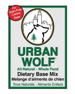 Urban Wolf Grain Free Dietary Base Mix