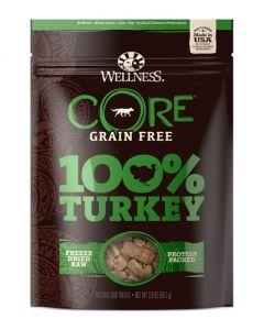 Wellness CORE - 100% Freeze Dried Turkey Dog Treats