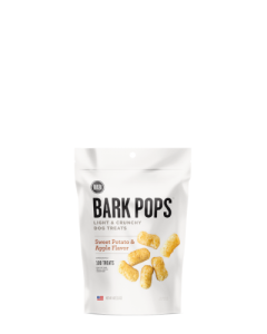 BIXBI - Bark Pops Sweet Potato & Apple