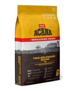 ACANA Wholesome Grains Free-Run Poultry Dog Food