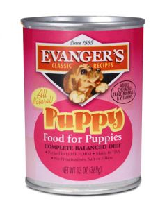 Evangers Classic Line Puppy Canned Dog Food