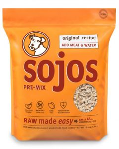 Sojos  -Original Mix Dog Food