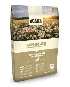 ACANA Singles Limited Ingredient Diet Grain Free Duck & Pear Dog Food