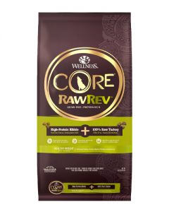 Wellness Core RawRev Healthy Weight Turkey Dog Food