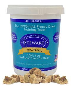 Stewart - Pro Treat Raw Freeze Dried Beef Liver