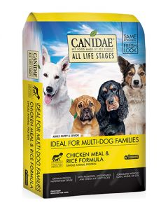 Canidae All Life Stages Chicken & Rice Formula Dog Food