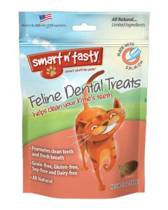 Smart n' Tasty Salmon Dental Cat Treat