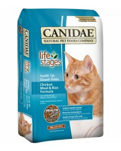Canidae Chicken & Rice Cat Food