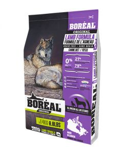 Boreal Lamb Formula Dry Dog Food
