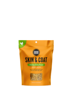 BIXBI - Skin & Coat Chicken Jerky Treats