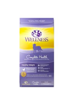 Wellness Complete Health Healthy Weight Chicken & Peas Dog Food