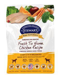Stewart - Raw Natural Freeze Dried Chicken Dog Food
