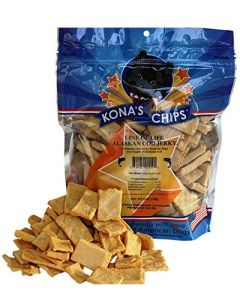 Kona's Chips - Line of Life  Cod Jerky Dog Treats