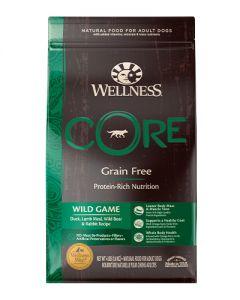 Wellness Core Wild Game Recipe Dry Dog Food