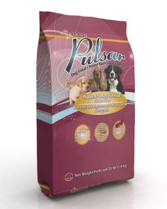 Pulsar Grain Free Turkey Dog Food