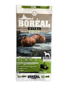 Boreal - Grain Free Vital Large-Breed Chicken Dry Dog Food