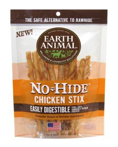 Earth Animal - No Hide Chicken Stix
